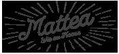 Mattea Berlin – Essen wie zu Hause Logo